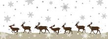 It's Snowing. Christmas Illust...