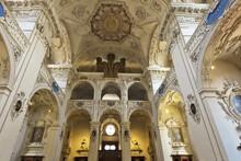 Interior View Towards The Orga...
