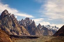 The Karakoram Is A Mountain Ra...