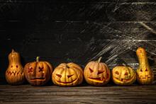 Halloween Pumkin Background