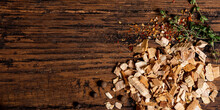 Wood Chips For Smoking, Spices...
