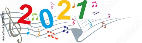 Fotografie, Obraz ANNEE MUSICALE 2021