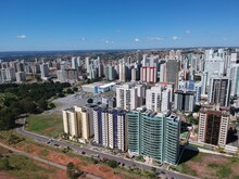 Águas Claras, Vista Do Alto, Drone