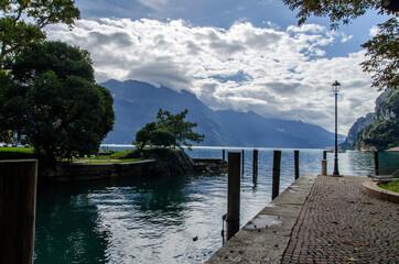 Jezioro Garda Włochy