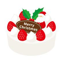 かわいいクリスマスの...