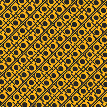 The Geometric Pattern By Stripes Seamless Vector Background Black And Yellow Texture Graphic Part 26