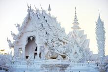 Wat Rong Khun, Wat Phra Kaew. ...