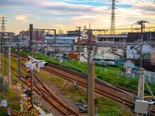【矢向駅】南北線、線...