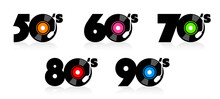Music Of Fifties, Sixties, Seventies Eighties And Nineties
