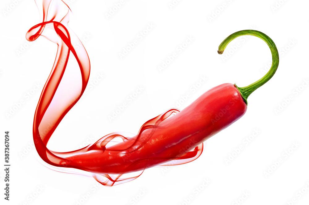 Fototapeta red hot chili peppers