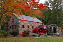 The Wayside Inn Grist Mill Wit...