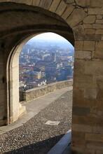 Porta Di Pietra A Bergamo