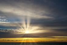The Sun Shines Through Multila...