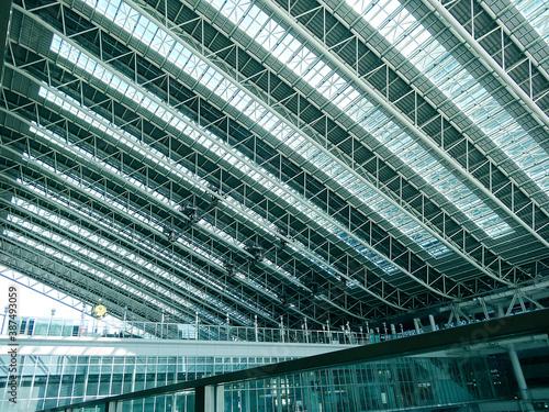Fototapety, obrazy: JR大阪駅の天井