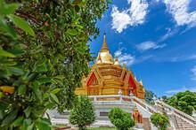 Wang Manao Temple Or Wat Wang Manao Ratchaburi Province, Bangkok