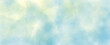 Light blue and yellow watercolor background hand-drawn with space for text or image