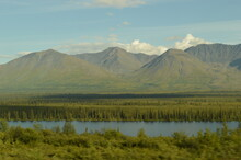 Road Tripping And Hiking In Northern Alaska And The Town Of Chicken - USA