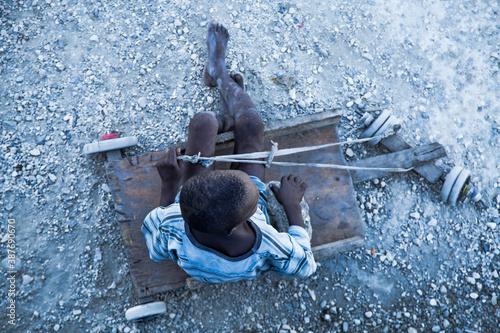 Tablou Canvas haiti