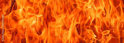 Valokuvatapetti Firestorm