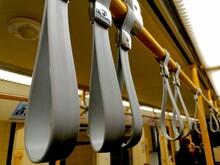 Haltegriffe In Der U-Bahn