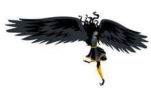 Greek Mythology Harpy Monster ...
