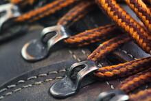 Metal Buckles Of Work Leather ...