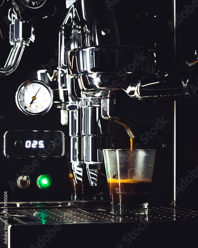 Платно caffe brewing process espresso machine lamborghini glass