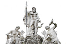 Statue Of Neptune Fountain At ...