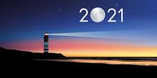Carte De Voeux 2021 Avec Le Co...
