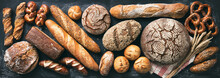 Delicious Freshly Baked Bread ...