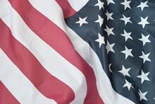 United States Of America Wavin...