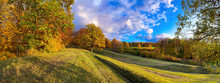Herbst Auf Der Schwäbischen A...