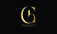 Alphabet Letters Initials Monogram Logo GB, BG, G And B