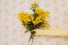 Crop Model Showing Bouquet Of ...