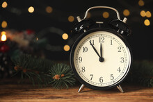 Vintage Alarm Clock And Decor ...