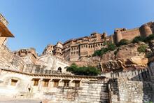 Mehrangarh Fort In Jodpur, India