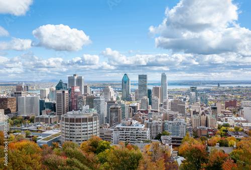 Montréal Cityscape