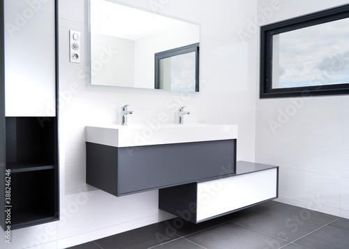 Mueble salle de bain Canvas-taulu