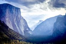 El Capitan, Yosemite National ...