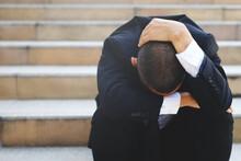 Unemployed People Crisis Despa...