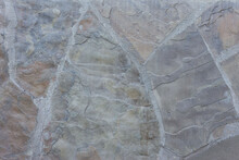 Abstract Texture Of Old Stone ...