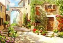 Old Town Europe Village