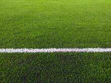 Artificial Grass Soccer Field....