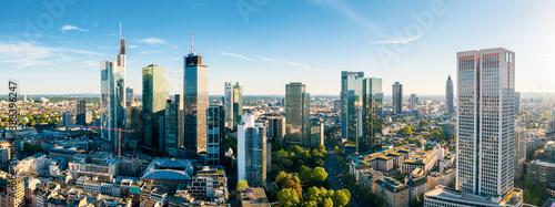 Frankfurt am Main Cityscape Fotobehang