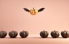 Halloween Concept, Happy Jack ...