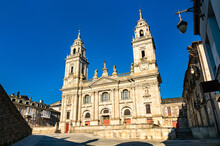 Cathedral Of Lugo, Spain