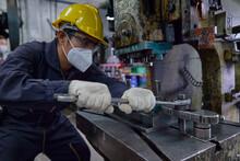 Asian Engineer Repair Or Insta...