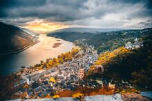 Germany Bacharach Am Rhein. Be...