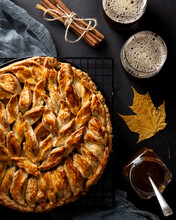 The Classic American Apple Pie