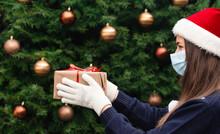 Christmas Mask Congratulations...